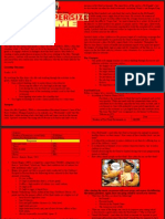 super size me - a media study guide by james chen  andrew lemon 2