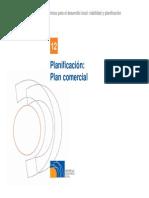 12. Plan Comercial