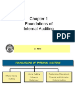 Ch_1Foundation of internal auditing