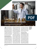 Cervecerías artesanales en Perú