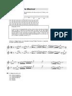 Teoria Musical 2012