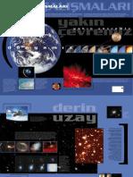 Uzay çalışmaları (poster-bilim teknik)