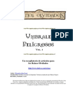 Reinos Olvidados - Umbrales Peligrosos Vol1