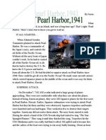 attack of pearl  harbor by jason reaserch writing