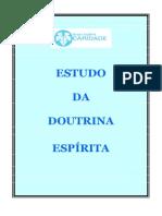 Estudo da Doutrina Espírita (Grupo Espírita Caridade)