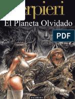 Druuna 07 El Planeta Olvidado Por Dkfr Y Luzroja