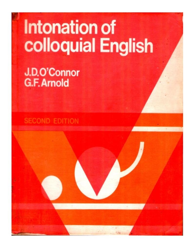 Better Pronunciation Of English By Jd Oconnor Pdf