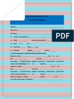 Ficha Biopsicosocial 1