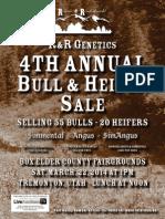 R&R Genetics Catalog Spring 2014