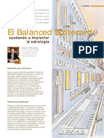 Balanced Scorecard IESE