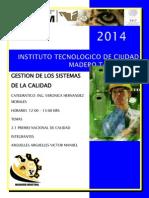 Copia de Tema 2.1 Premio Nacional de Calidad
