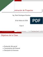 clase6_Administración de Proyectos