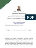 Impacto Do Petroleo No Crscimento Economico de Angola