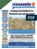 Jornal Interessante - Edição 20 - Agosto de 2011 - Unaí-MG