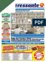 Jornal Interessante - Edição 08 - Agosto de 2010 - Unaí-MG