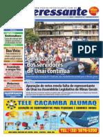 Jornal Interessante - Edição 10 - Outubro de 2010 - Unaí-MG