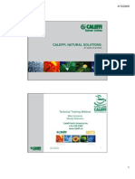 Caleffi Ice Snow System Installation Manual