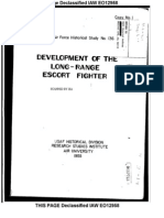 AAF Long Range Escort Fighter History
