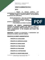 Direito Administrativo i Aula 02