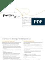 Manual Pantech Crossover
