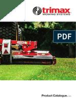 2014 TMX Product Catalogue UK