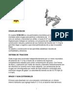 Eq Perforacion Perforadoras Track Drill ECM 350