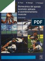 Biomecánica del Aparato Locomotor Aplicada al Acondicionamiento Muscular (Fucci, 4ª ed)