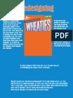 Wheaties Book