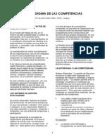 Paradigmas de Las Competencias-Chiiflett