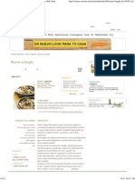 Ricetta Risotto Ai Funghi - PRIMI PIATTI - Corriere Della Sera