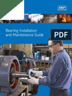 SKF BearingInstallation and Maintenance