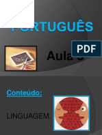 Aula 5 de Lingua Portuguesa