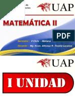 Curso de Matemática II - 1era UNIDAD - Clase N_ 4.pptx