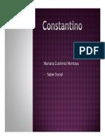 Unidad 2 Constantino - Mariana Gutiérrez