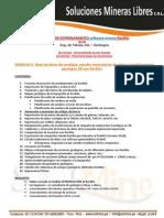 2.-Modulo Base de Datos de Sondajes, Estudio Exploratorio y Modelamiento Geologico 3D Con RecMin + SGeMS - SolMine-51