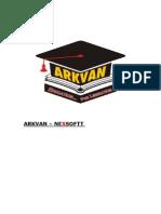 Regular Degree with Arkvan-Nexsoftt