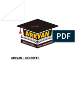 Regular Degree with Arkvan-Nexsoftt
