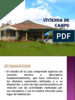 Vivienda de Campo