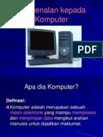 Pengenalan Kepada Komputer