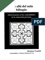 Más allá del aula bilingue BTrudell.pdf