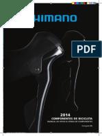 Shimano 2014 Catalogo PORTUGUES