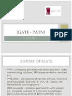 iGate - Patni