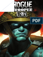Rogue Trooper #1 Preview