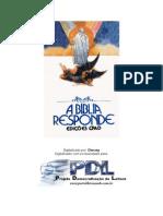 Edições CPAD - A Bíblia Responde