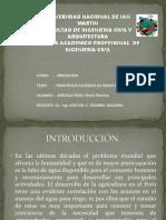 Principales Sistemas de Irrigacion Del Peru 2013-2