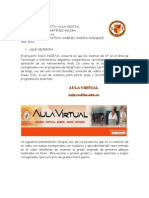 Proyecto Aula Digital-competencias Siglo XXI