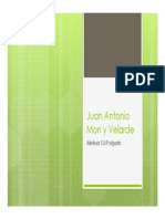 Unidad 2 Juan Antonio Mon y Velarde - Melissa Gil Pulgarín