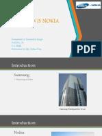 Samsung vs Nokia