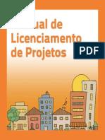 Manual de Licenciamento de Projetos