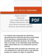 Clasificacion de Los MaterialesExpopropiedades